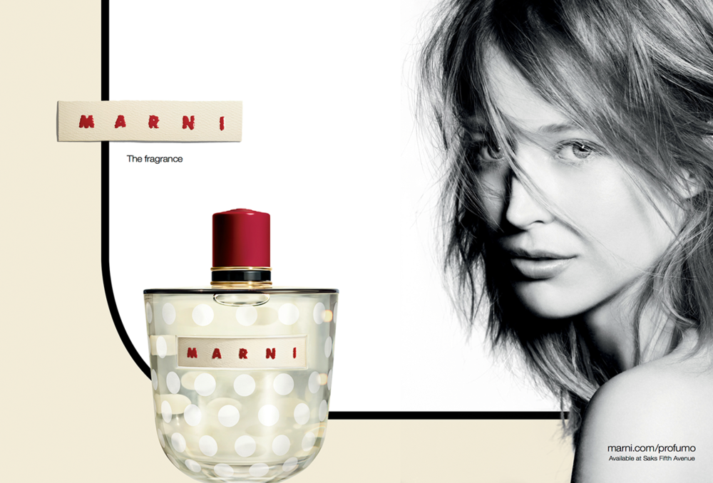 Marni - Creative Director: Olivier Rose Van Doorne, Photographer: Nick Knight