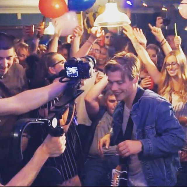 Here it is! The party-tastic video for our new single 'Other People', out on Friday 28th October via B33 Music -  https://www.youtube.com/watch?v=bebdCInu37U  This is what happens when you throw a house party and give your mates access to an ungodly amount of free booze. Massively irresponsible of us. But also massively fun.  A HUGE thankyou to everyone who came down to make this happen. Also, major props to Sam E Pilling, Larry Corbett, Thomas Edward Williamson, and Ryan Holt for risking life, limb and camera gear to capture all the chaos.  Please comment, like and share - we wanna know what you think!  And then, if you really dig it, pre-order the single here: http://apple.co/2dyy7Ol  Cheers! THP x