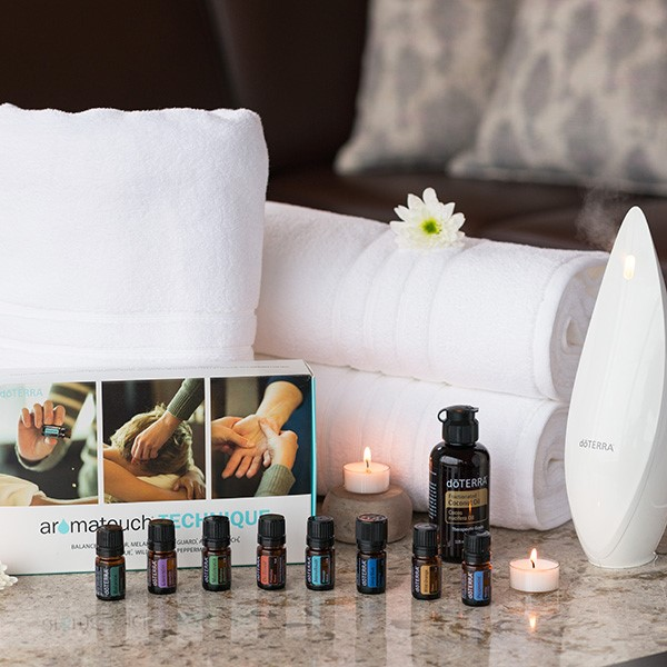 AromaTouch Treatment - Available in Calgary, AB75 minute appointment - $90