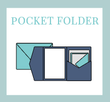 Pocket Folder Invitation Package