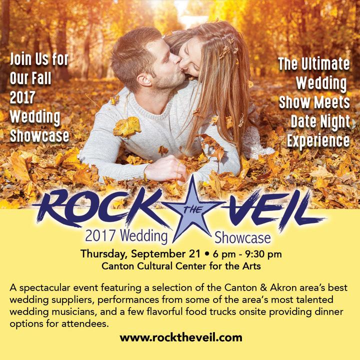 Rock the Veil Bridal Show Canton Ohio