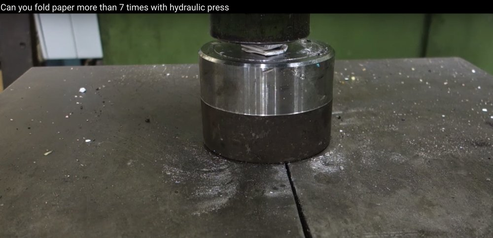 "From ""The Hydraulic Press Channel"""