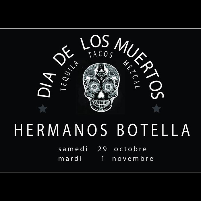 Bottle Brothers Bar brings La Escondida Geneva | 29.10.16 - 01.11.16 |