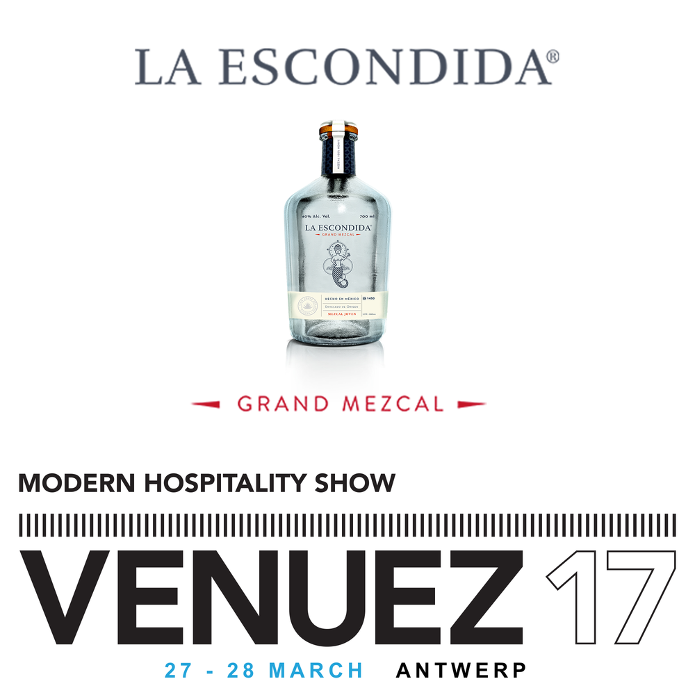 Grand Mezcal at Venuez 2017 Antwerp | 27.03.17 - 28.03.17 |