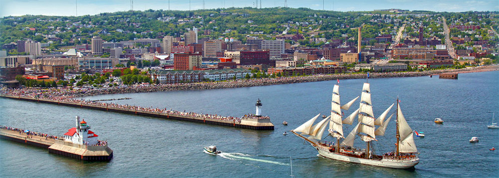 Photo from the Tall Ships Duluth website.