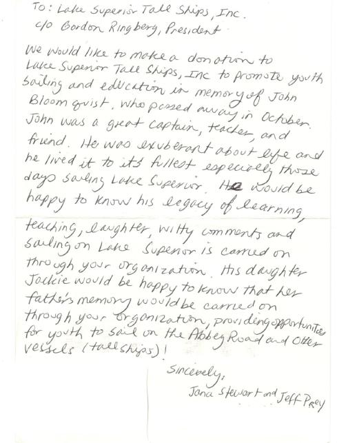 John Hayes Bloomquist Letter.png