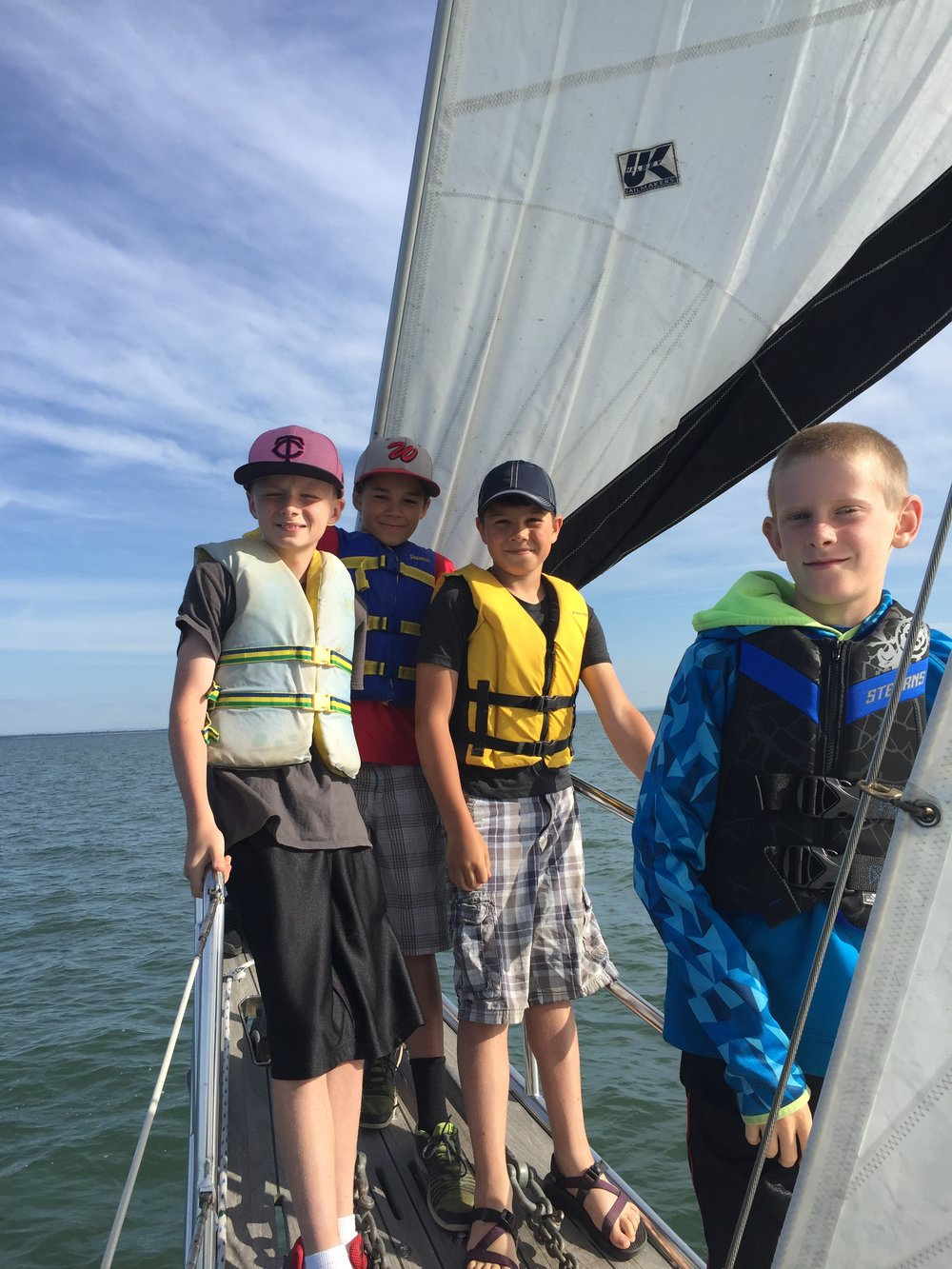 How Can You Help? - How can you help kids experience great adventures, make amazing discoveries (often about themselves), and become good stewards of Lake Superior?