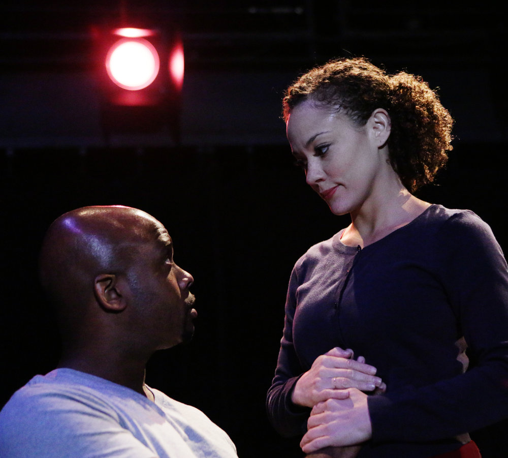 """Critics are praising our Dixon Place run with wonderful reviews. click on the link to read the review!!! BroadwayWorld, The pure pleasure of the language, the dancing, and the music add up to 65 minutes of the most powerful theater I've ever witnessed. Plays To See, This isn't a laugh a show a minute... but by God it's a powerful one Reviews Hub, UK's largest Theater website for reviews from West End to Broadway Gives the UNWRITTEN LAW 4/5 STARS THEATERSCENE.NET, """"Passionate, difficult and engrossing,The Unwritten Lawis a searing depiction of triumph over adversity."""" STAGEBUDDY says, """"a really great, totally passionate, very well crafted and well developed performance in Chesney Snow's The Unwritten Law, directed by Rebecca Arends. """""""