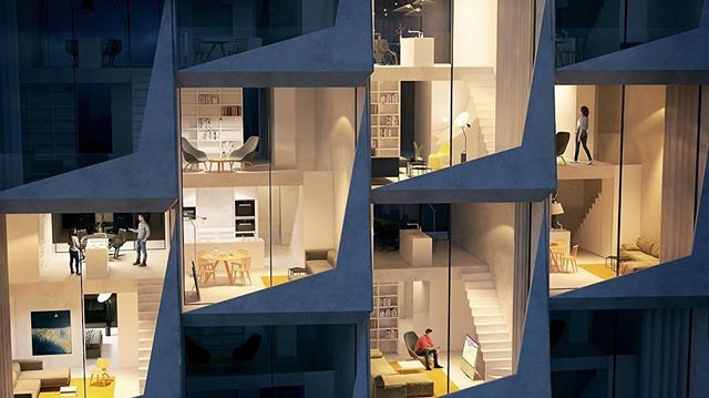 #Repost @peterpichler_architecture ・・・ Close up of our #Netherlands #project #architecture #peterpichlerarchitecture @bisonspoor2020