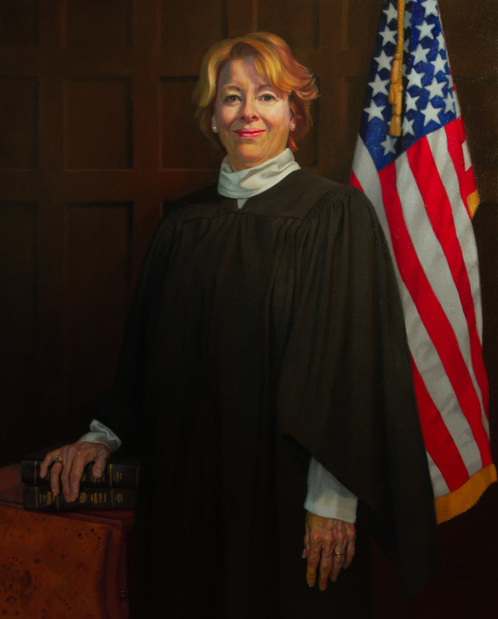 The Honorable Deborah Paxson