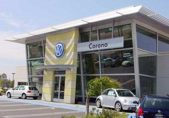 Corona VW