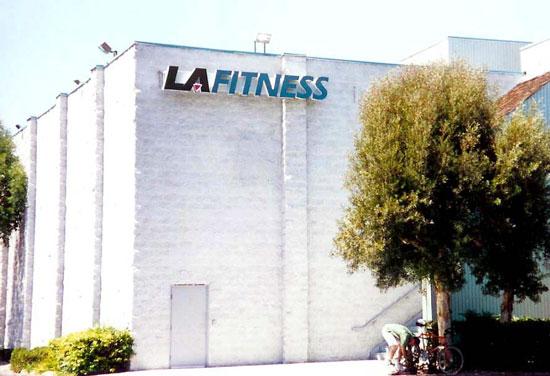 LA Fitness Laguna Niguel