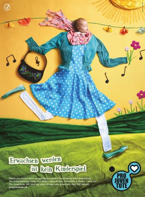 Persoenlich.com: Erwachsen werden ist kein Kinderspiel  Pro Juventute, die grösste Schweizer Kinder- und Jugendorganisation, ist selbst alles andere als jung. Seit mehr als 100 Jahren unterstützt sie den Nachwuchs in ihrem Alltag.    Read more...