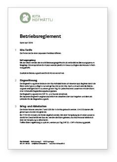 Betriebsreglement (PDF)
