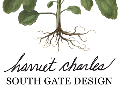 Harriet Charles: South Gate Design