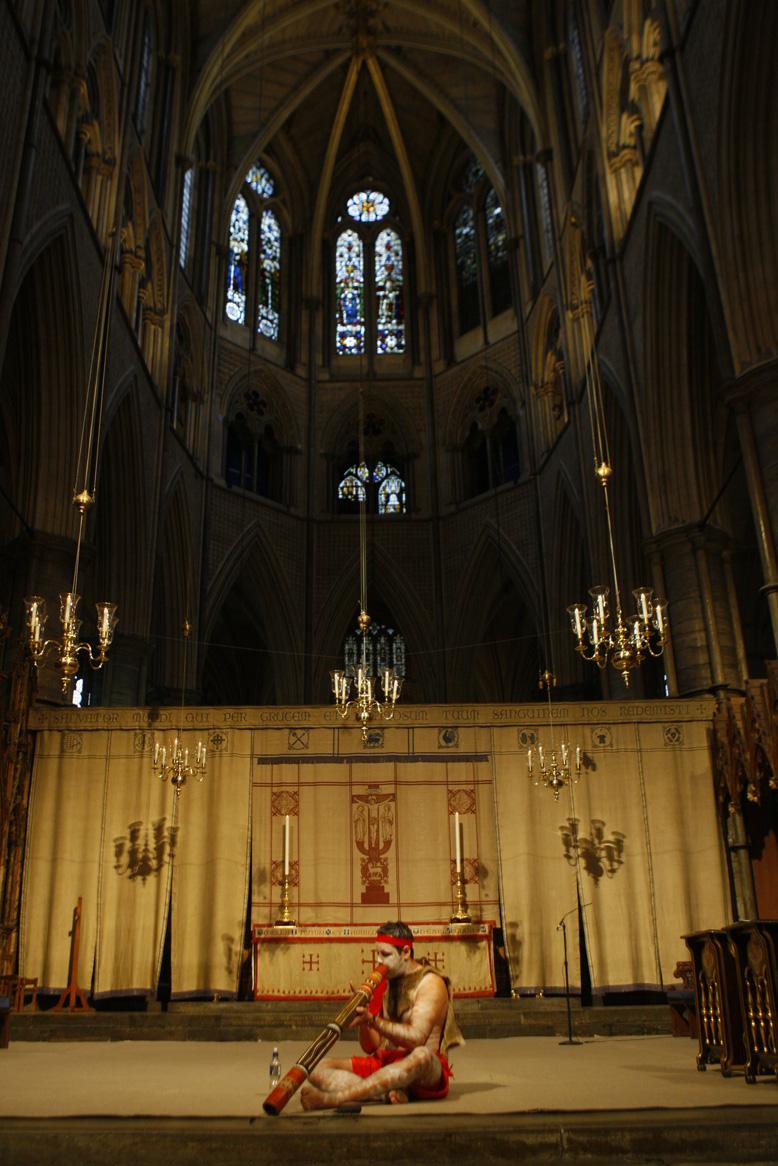 David_Williams_LondonBushfireMemorial Westminster Abbey.jpg