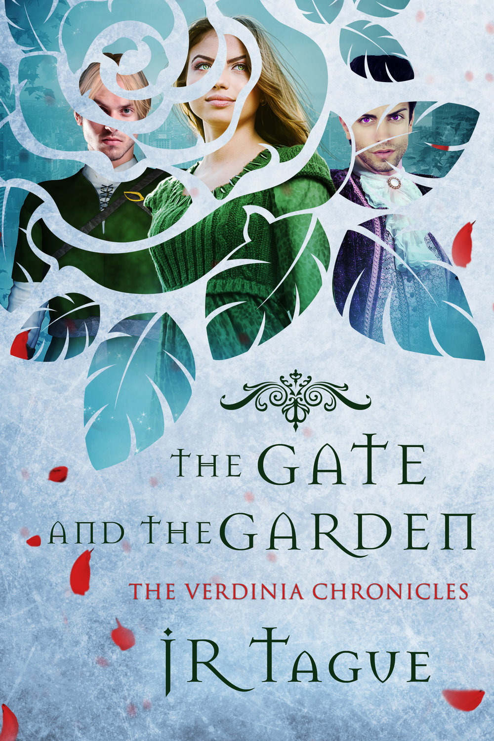 The Gate and the Garden (Book One) - Coming soon