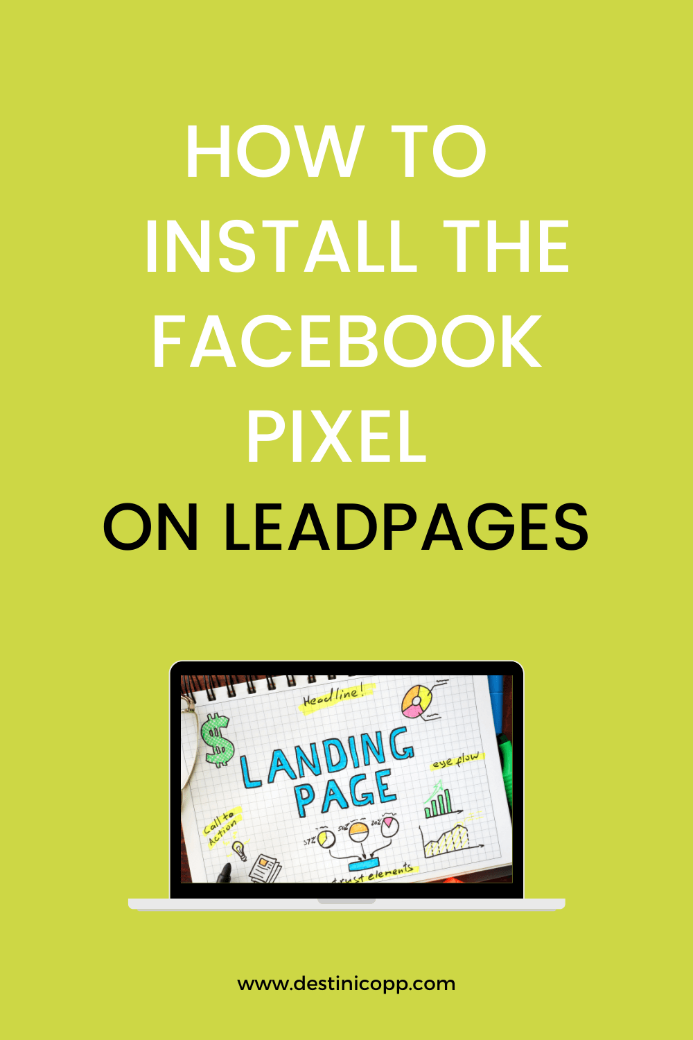 Leadpages Facebook Ads for Dummies