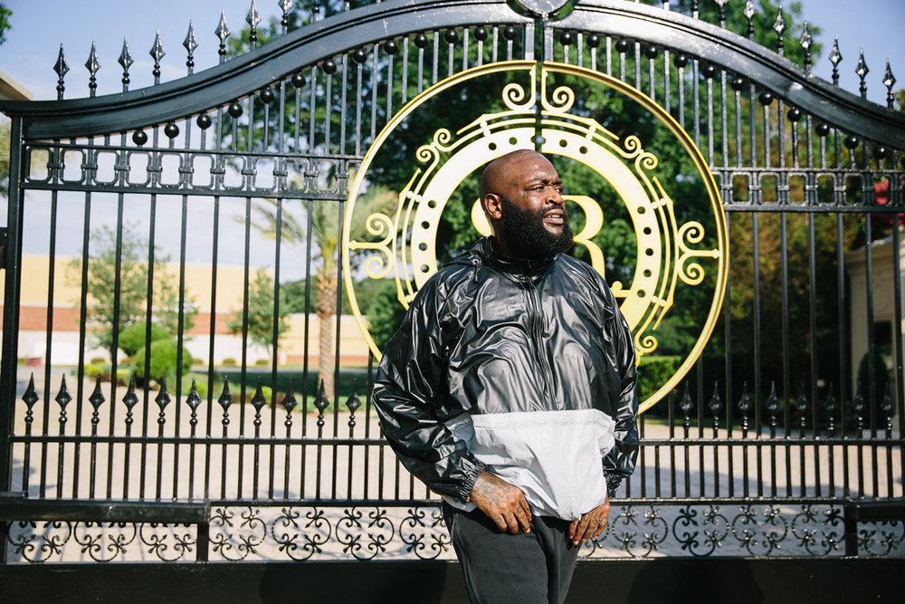 Rick Ross // Men's Health