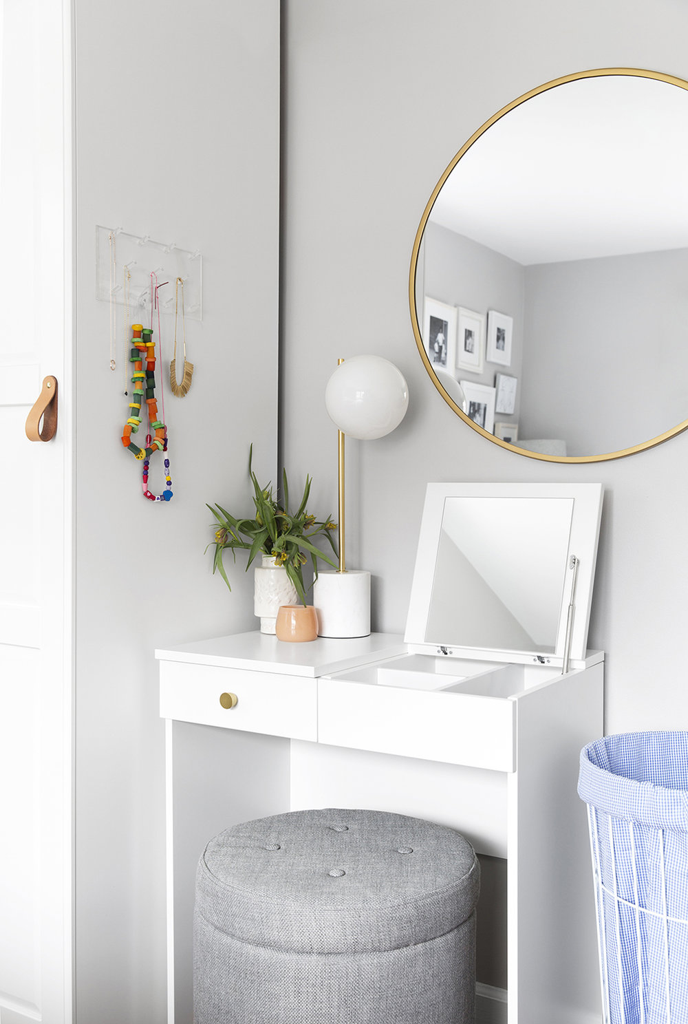 Organizing Home Makeover // Real Simple