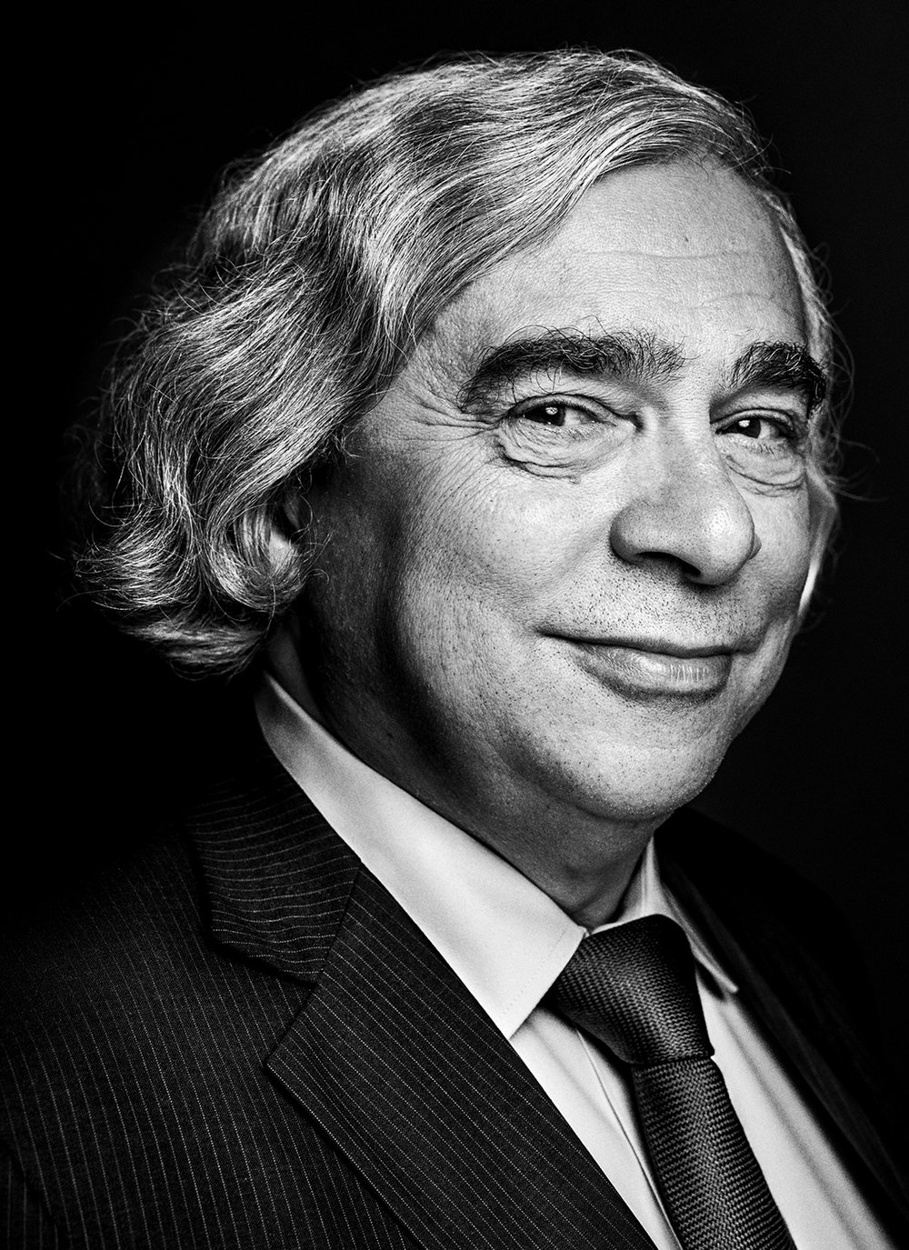 Secretary Ernest Moniz // Esquire