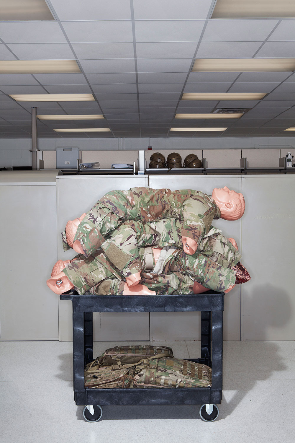 Combat Medic Training // Men's Health