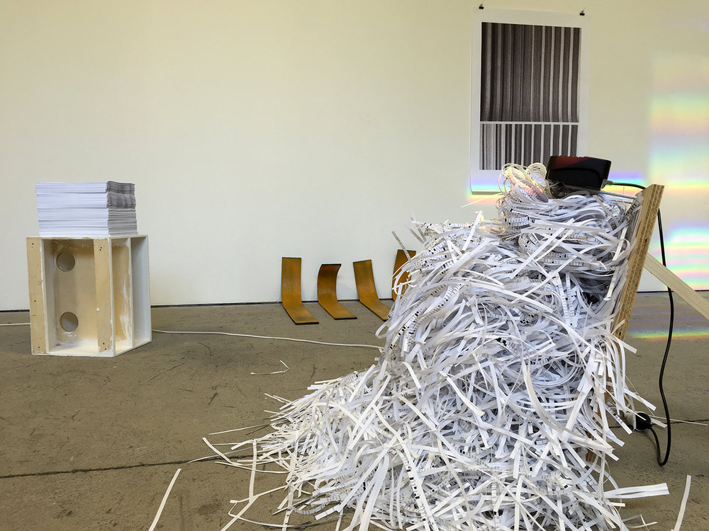 versions of versions - 2016 /installation view