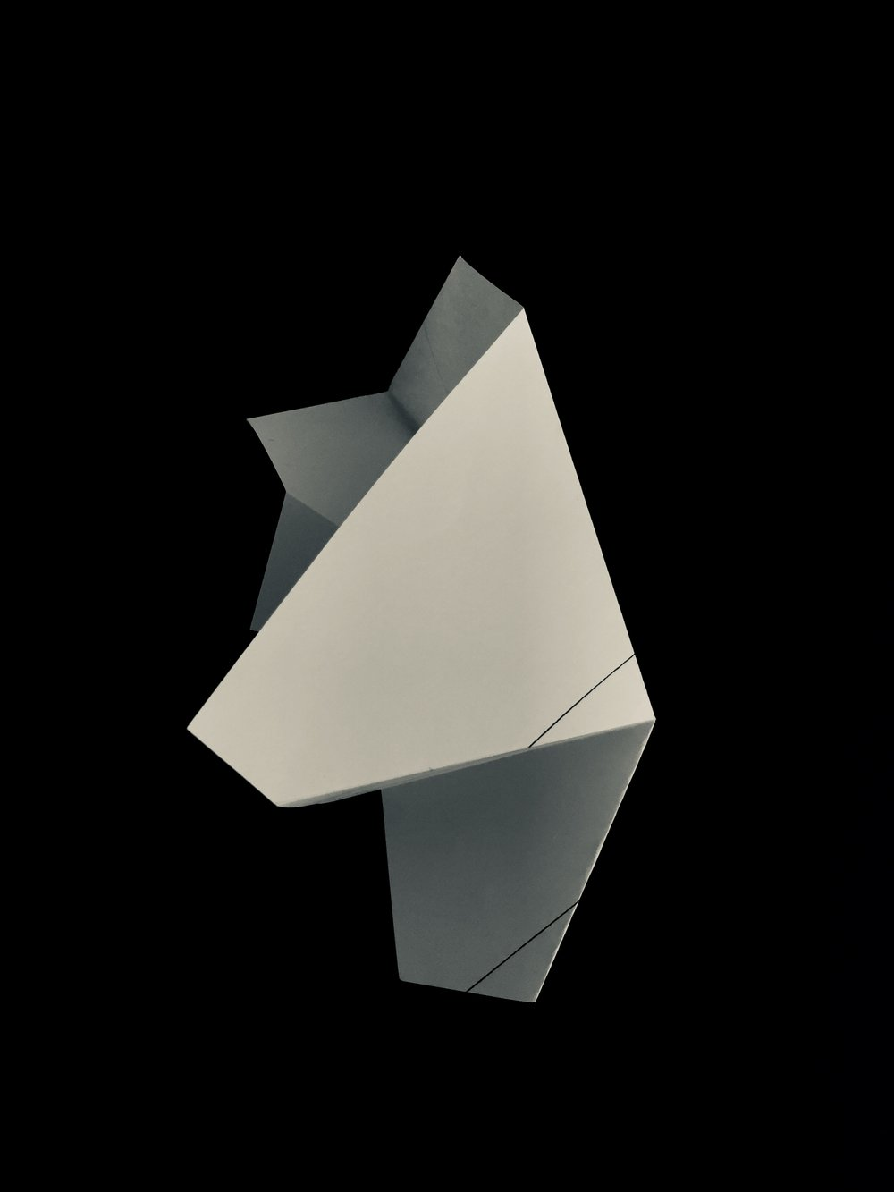 unresolved objects - 2017 : in considering Richards Feynman's work with geometrical mathematical structures these constructed objects reference their digital simulation which could be expressed through Delaunay triangulations. They are a translation of abstracted image-objects that might manifest themselves in real time through 3D scanning and algorithmic shape retrieval database systems.