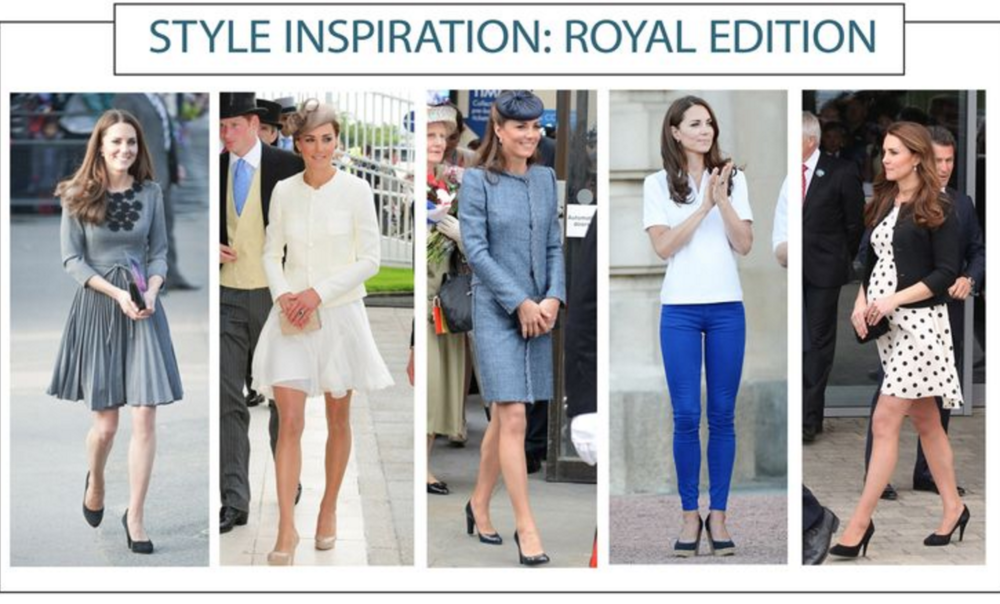 Kate Middleton Style Inspiration Trends Fashion