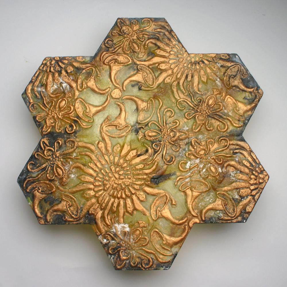 Garden Tile #17
