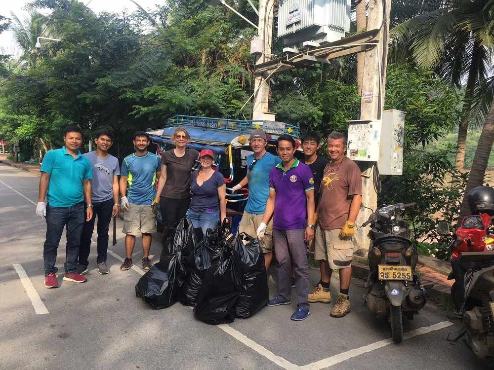 World Clean up day Laos Buffalo Dairy.JPG (2).JPG
