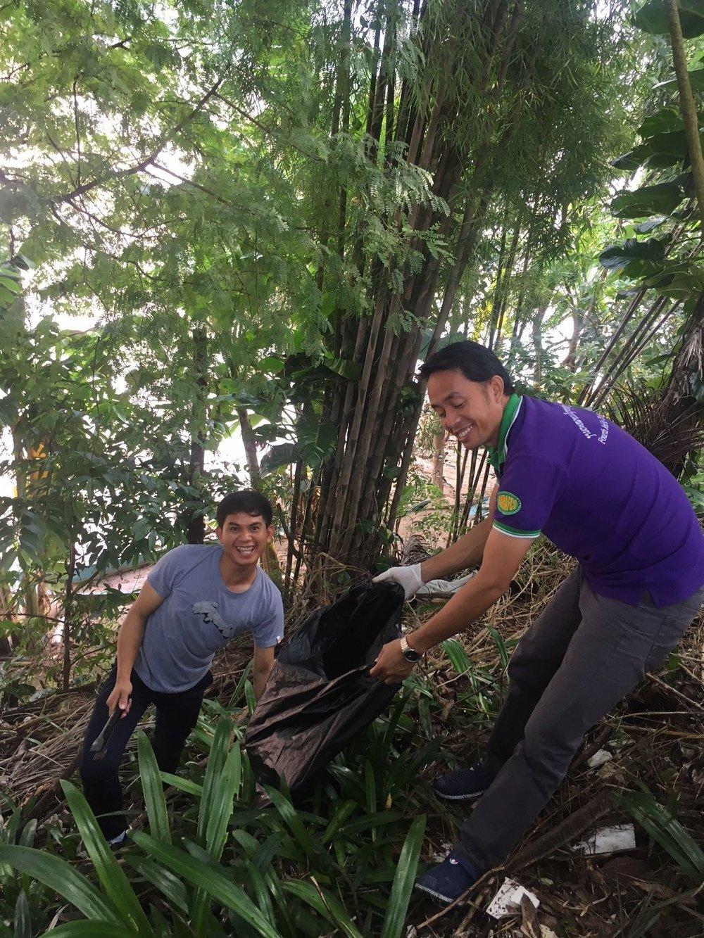World Clean up day Laos Buffalo Dairy.JPG (1).JPG