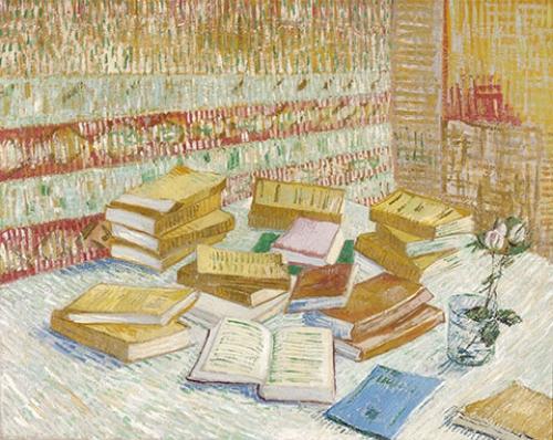 """""""Romans Parisiens"""" 1888, Vincent van Gogh"""