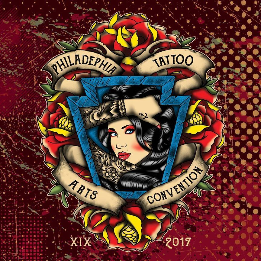 I will be working the 2017 Philadelphia Tattoo convention alongside my coworkers Mike Riveley, Baby John, and Keven Sellmann. Check back for more updates!