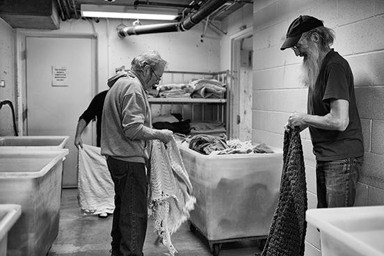 Photo by Kyle Hamilton. Laundromat Studios