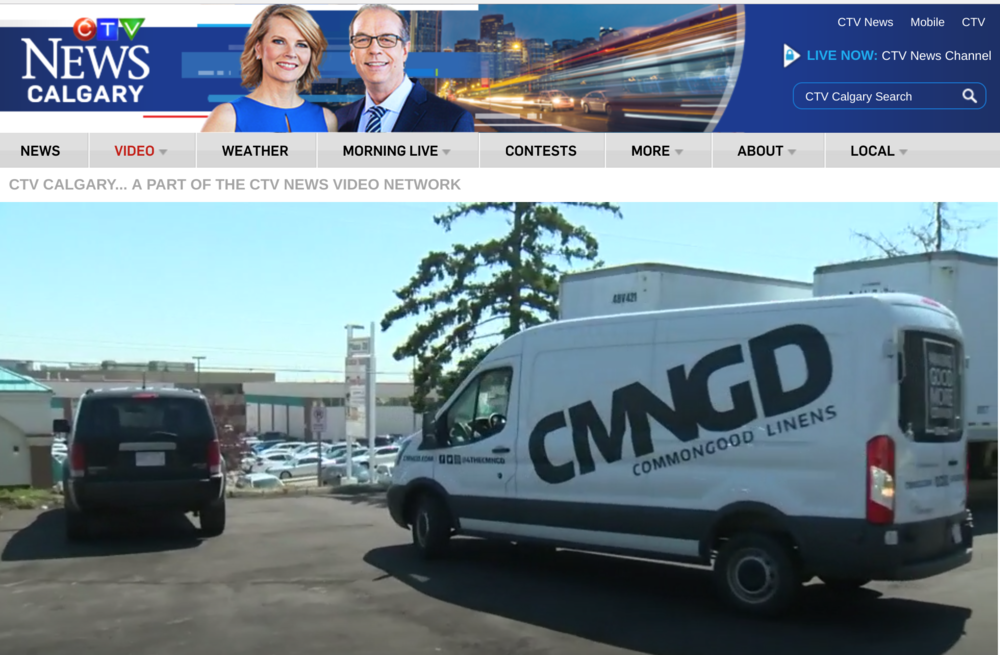 The Fearless Story - One of our employees fearlessly shares his story & our cofounder & CEO Dave Cree talks about the CMNGD operations with our restaurants & hotels. Plus some of our partners like the Mustard Seed and Dewey from Bridgette Bar are also featured in this CTV news feature.