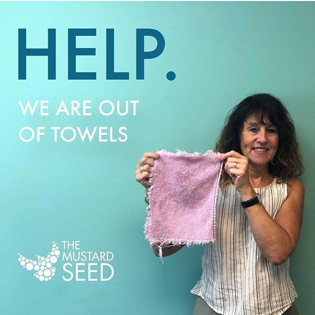 We've teamed up with our friends @locallaundry find out how you can help! #InItTogether 🙌🏻 ・・・ When was the last time you got out of the shower without a towel?  Recently we read an article about The Mustard Seed's need for towels and it really opened our eyes. ALL of the shelters and organizations that help YYC's most at risk population are in desperate need for towels.  We want to help these organizations give the gift of dignity. We want to show that when we come together as a community we can have a big impact, so we've partnered with @4thecmngd and secured full sized bath towels for only $2.50 each.  Take a look at our website and learn about all the amazing organizations that you can drop off new and used towels to. You can also donate directly so that these organizations so they can purchase towles at this great price.  Our goal is to absolutely stuff these shelters with towels so that people never have to worry about getting out of the shower without a towel.  #whatsyourlocal