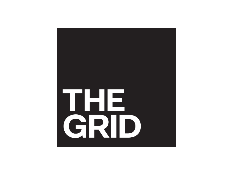 The Grid Logo