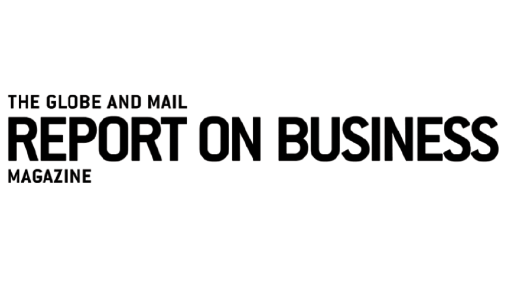 Report on Business Logo