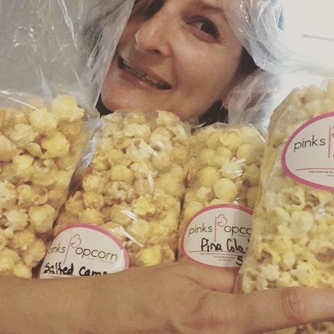 Pinks Popcorn in Georgia
