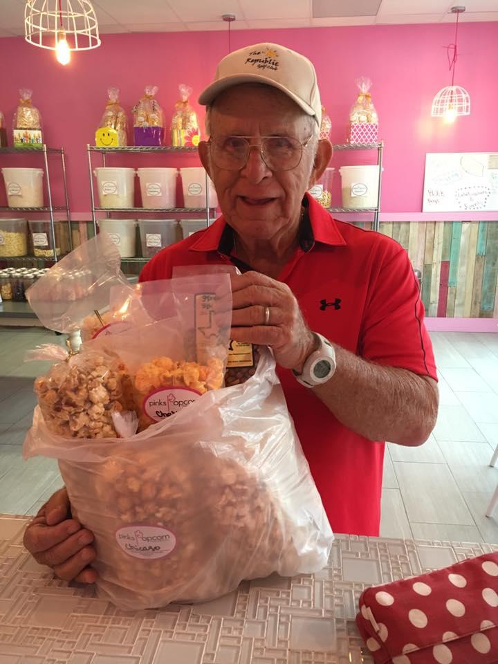 pawpaw purchasing popcorn