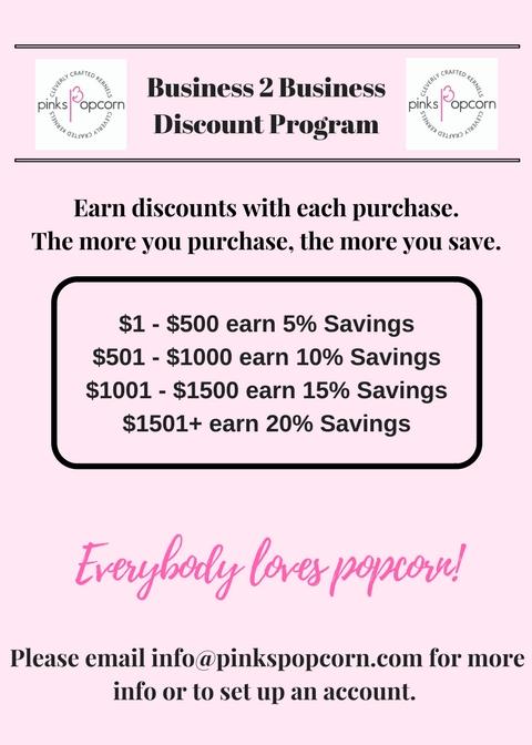 popcorn discount