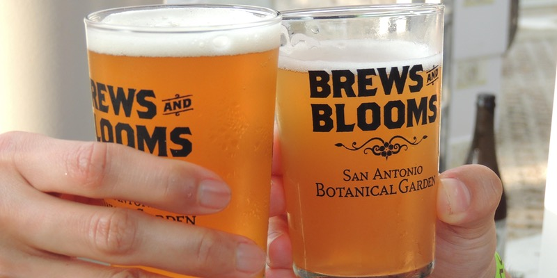 May 20th:  The San Antonio Botanical Garden is excited about its semiannual Brews and Blooms event, a casual evening for adults 21 and older. Craft brew sampling, food booths and live music, all set in the gorgeous, flowering Botanical Garden. Brews and Blooms isn't your typical beer garden!  Click here for tickets!  Brews and Blooms