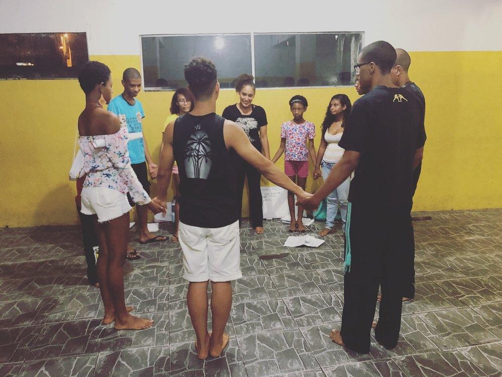 Pety Fitness Academy. Salvador Bahia, Brasil. 2018.