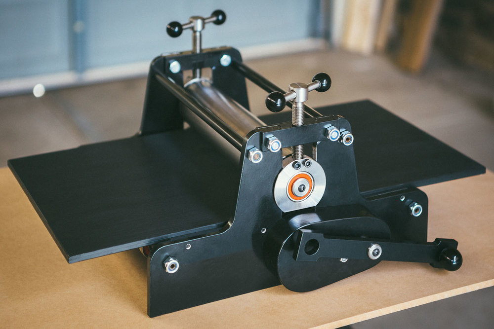 Micron Portable Etching Press