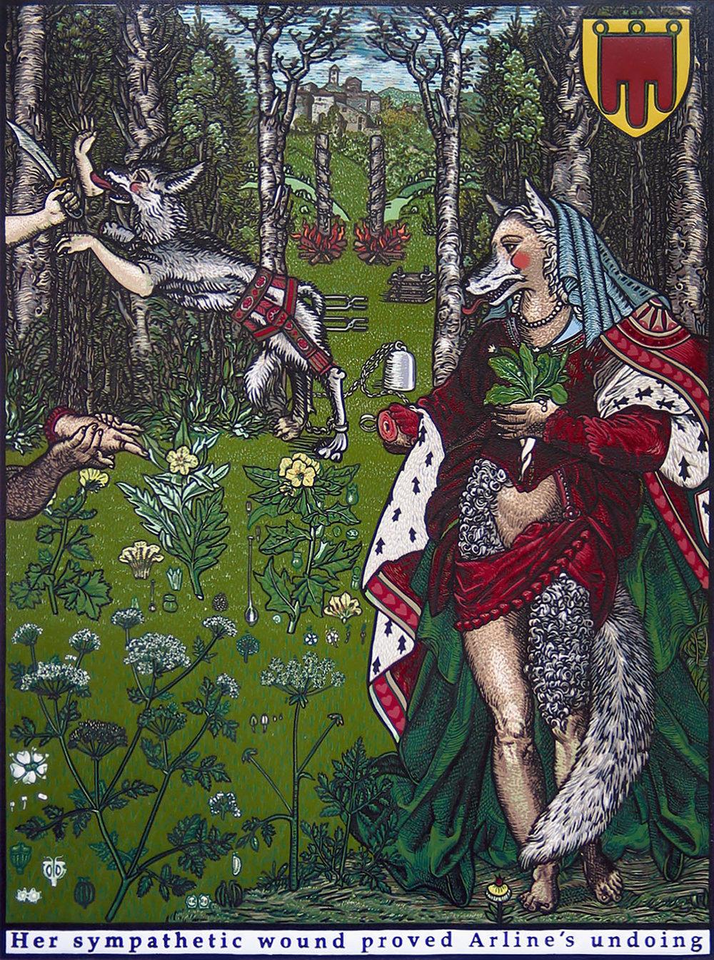 Arline of Barioux, Auvergne 1588 (2008)