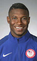 Daryl Homer U.S. Olympic Athlete