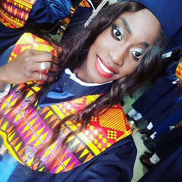 Congratulations to former #seedacademy Girls captain, Rachelle Yanga, on her graduation from ISM business school ... the top business program in Senegal!! So proud of you 💚💛❤️