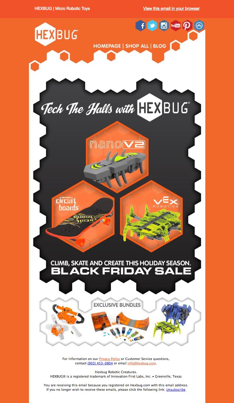 HEXBUG Sale