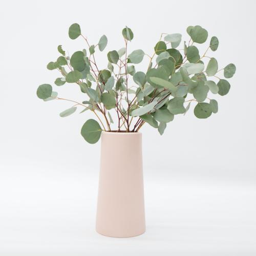 Pillar Vase Pink Franca